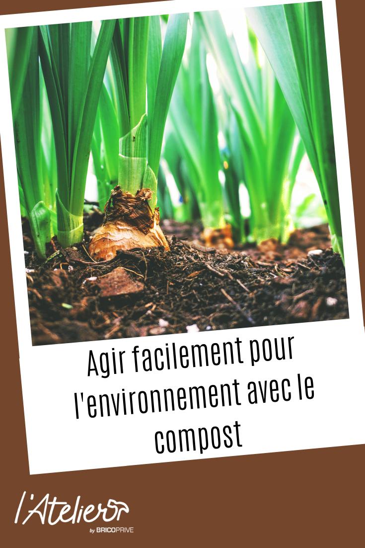 Comment Realiser Du Bon Compost Pour Votre Jardin Compostage Environnement Jardins