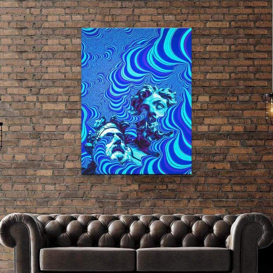 Tankuss Art Canvas Freaks Art Canvas Art Canvas