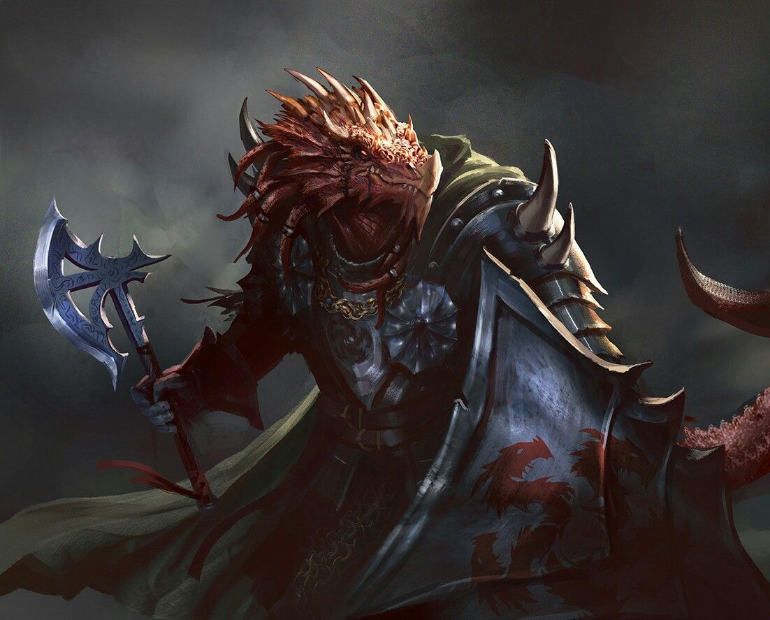 Pin by Abe on Critical Role | Dungeons and dragons characters, Dnd dragonborn, Dragon fighter