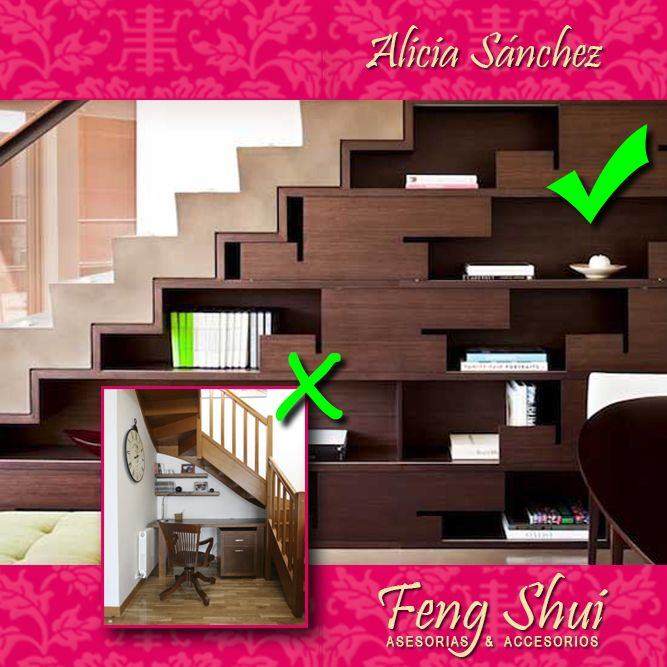 Si deseas aprovechar el espacio que queda debajo de una for Que es el feng shui y como funciona