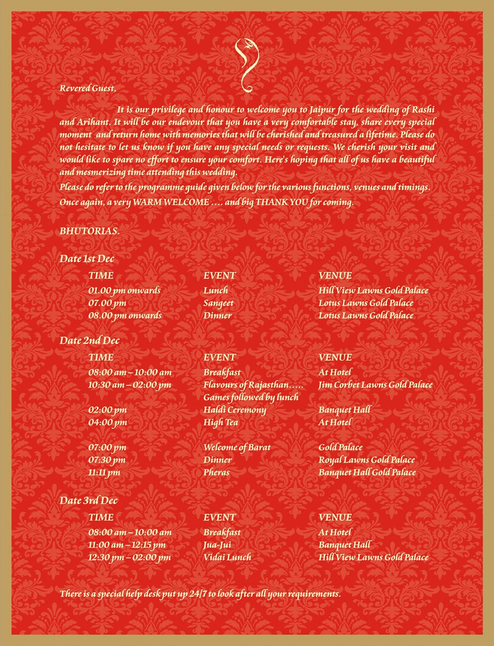 Marathi And English Lagna Patrika Sample Gujarati Wedding Invitation Wording Format Matter