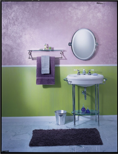 sherwin williams joyful lilac sw 6972 and lime rickey sw 6717