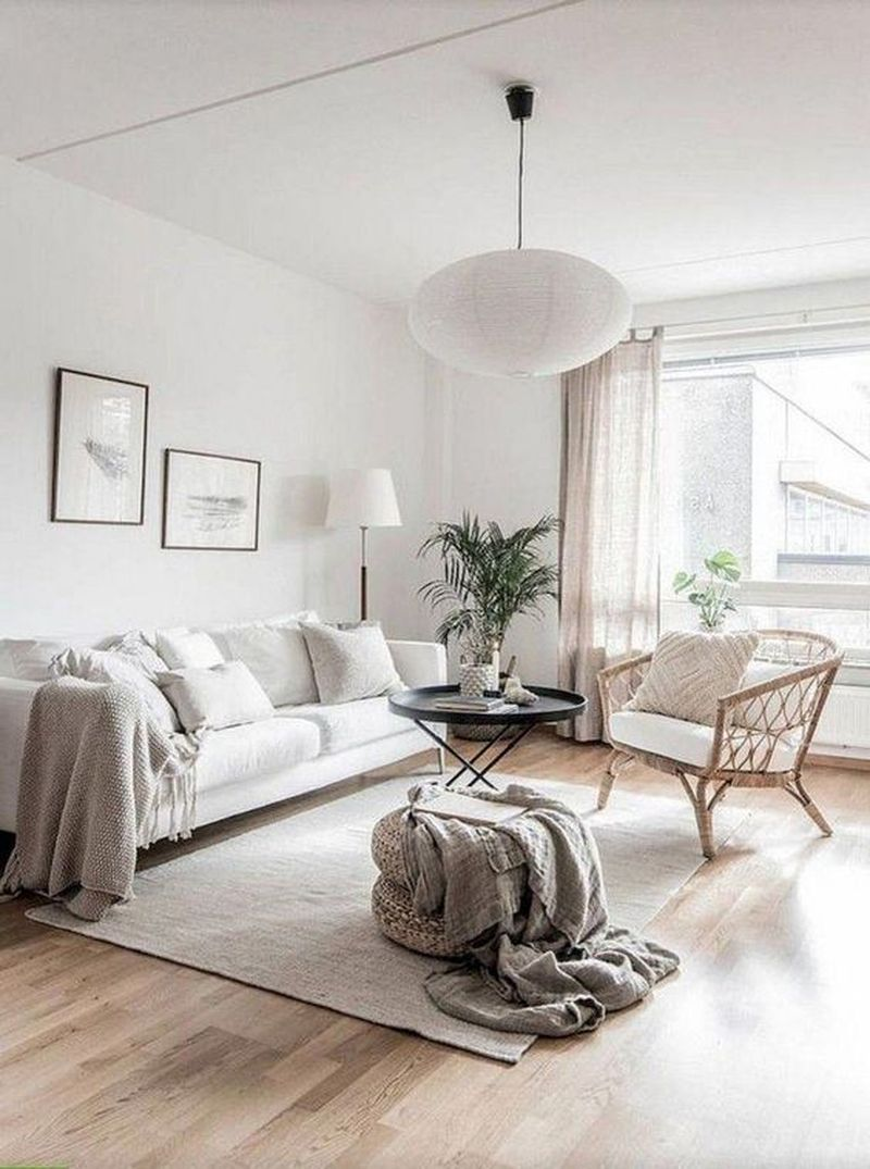 34 Cozy Modern Minimalist Ceiling Lights For Living Room Homeflish In 2020 Minimalist Living Room Living Room Decor Modern Living Room Scandinavian