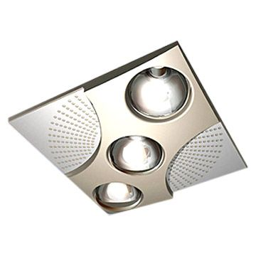 Bathroom Vent Heater Light