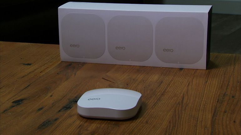 Your Eero WiFi system just got smarter a lot smarter