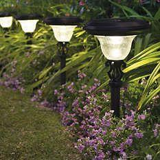 Pathway Lighting Outdoor Landscape Garden Path