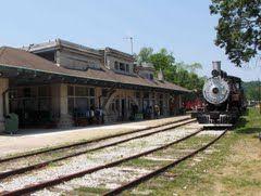 Delirium, French lick west baden train rides
