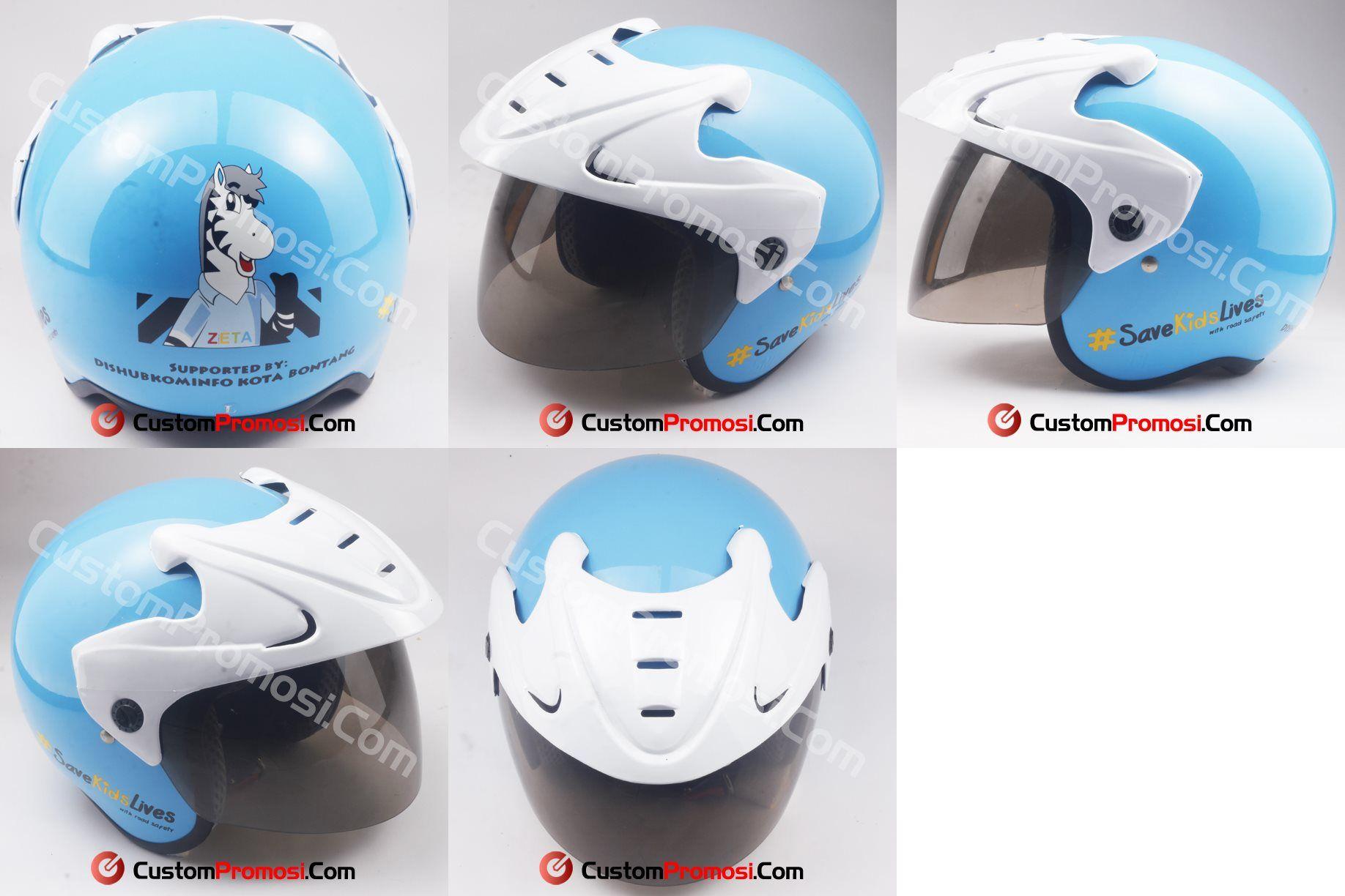Helm Anak Zeta