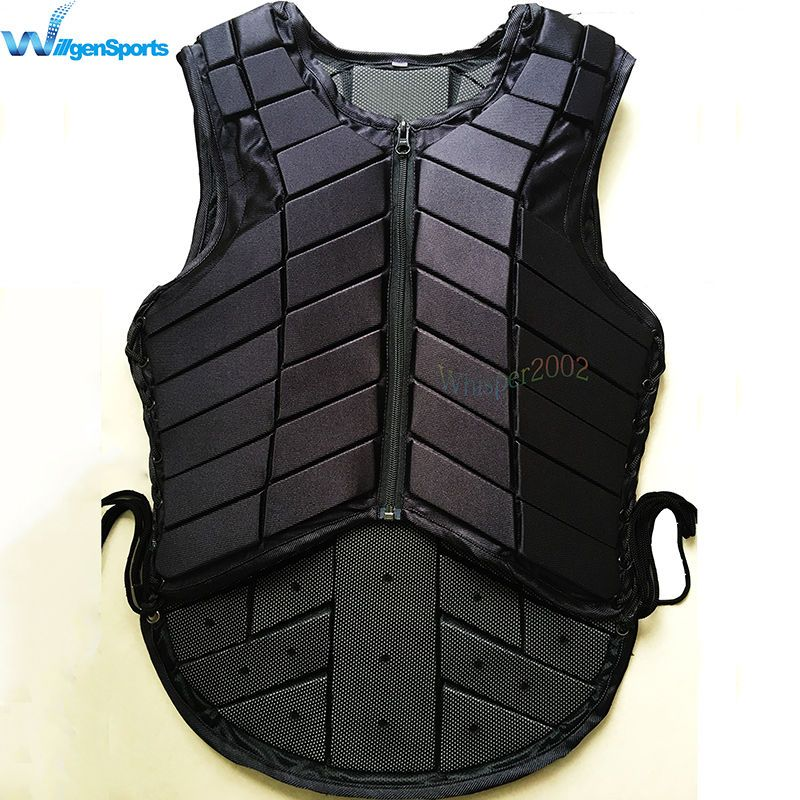 Equestrian Horse Riding Safety Vest Protective Vest Body