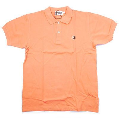 a bathing ape polo shirt