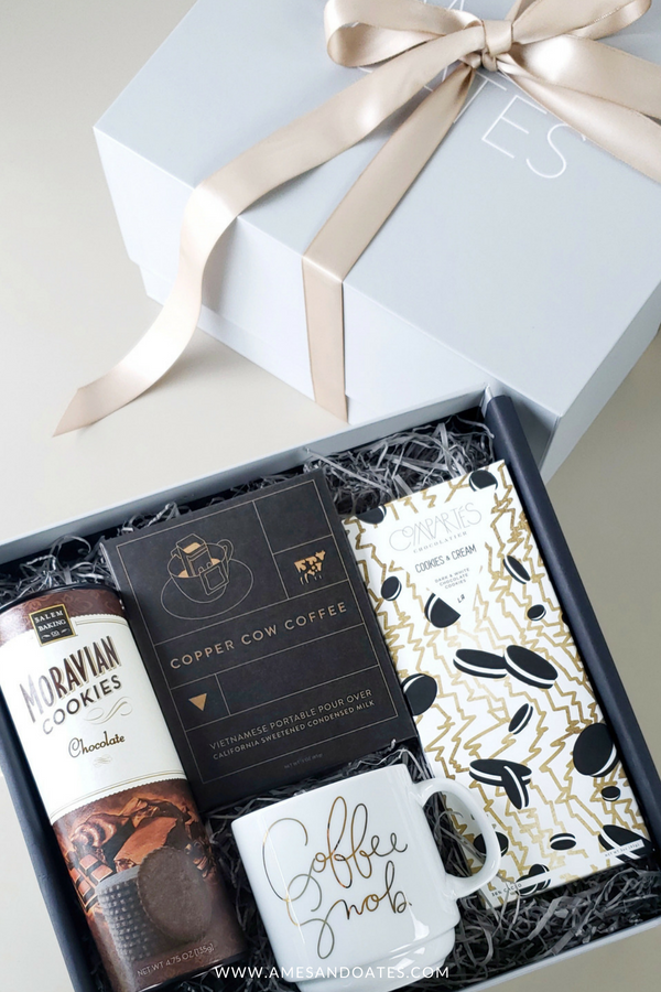 But First Coffee Gift Box Modern Gifts Ames Oates Curated