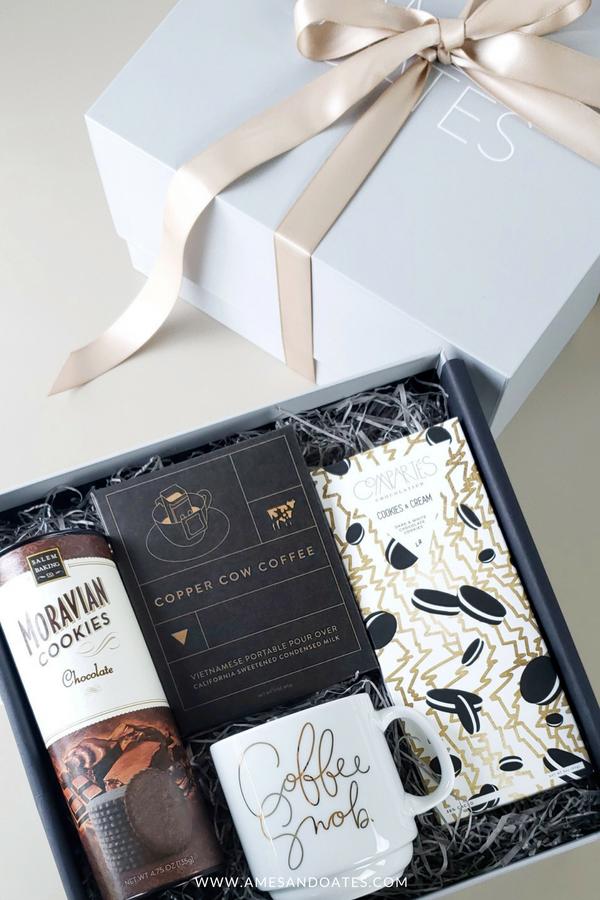 Modern Gifting, Made Simple. Luxury gift design studio