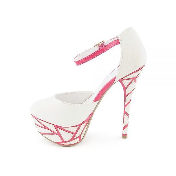 s fashion shoes shiekh womens 042 dress white