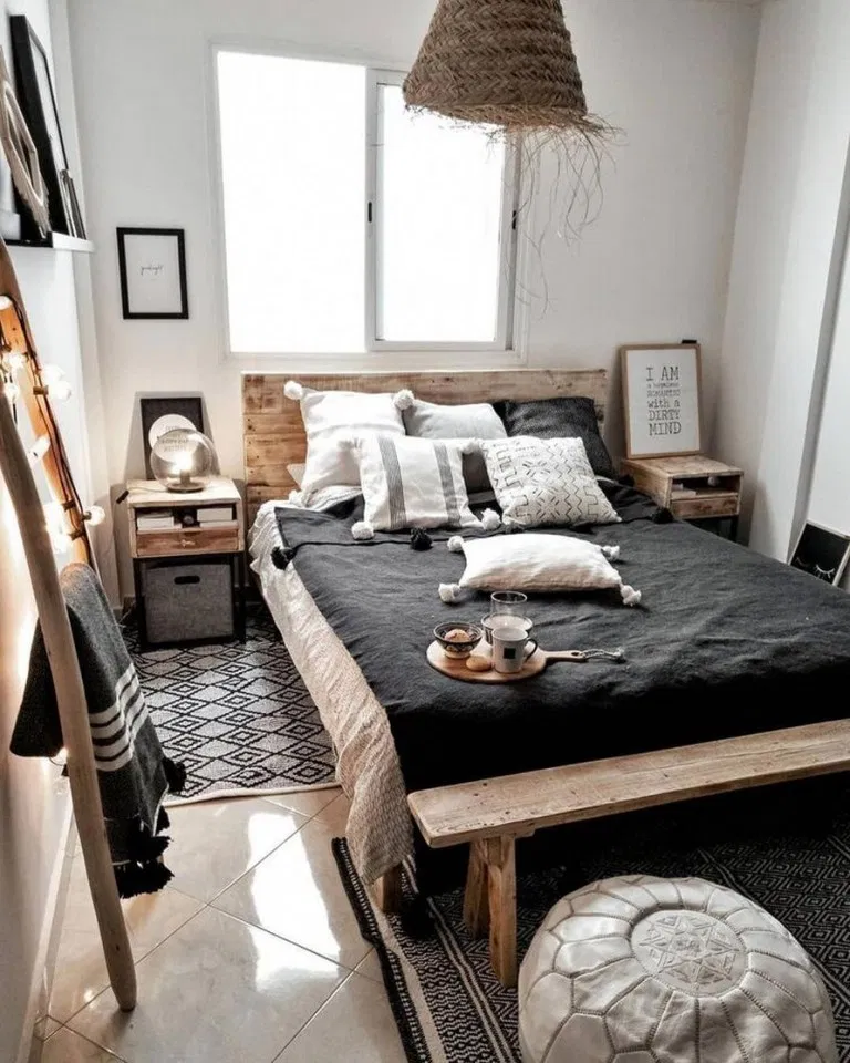 49 Minimalist Bedroom Decoration Ideas That Looks Cool 42