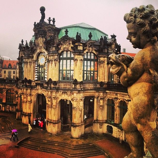Dresdner Zwinger Places To See Scenic City