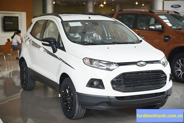 Ford Ecosport Titanium Black Edition New Ford Ecosport And Ford