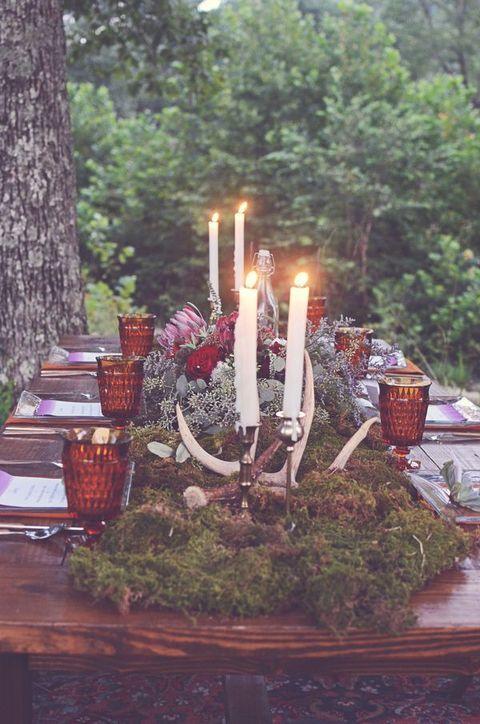 36 Dreamy Winter Woodland Wedding Ideas | Woodland wedding ...