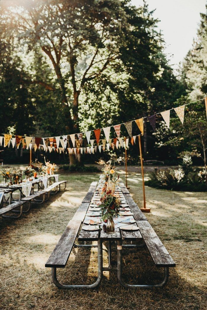 40 Picnic Wedding Reception Ideas Worth Stealing - Amaze Paperie