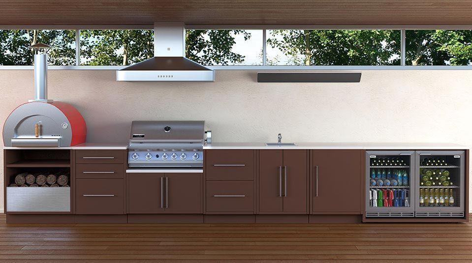 Modern Outdoor Kitchen Grills Outdoor Kitchen Cabinets Outdoor Bbq Kitchen Modern Outdoor Kitchen