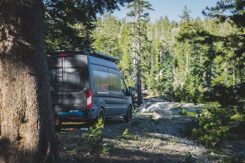 Diy camper van build vs hiring a van conversion company