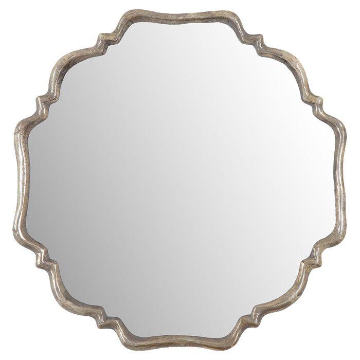 Valentia Wall Mirror Silver Wall Mirror Mirror Wall Antique Mirror Wall
