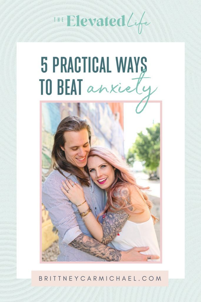 17 Ways to stop a panic attack