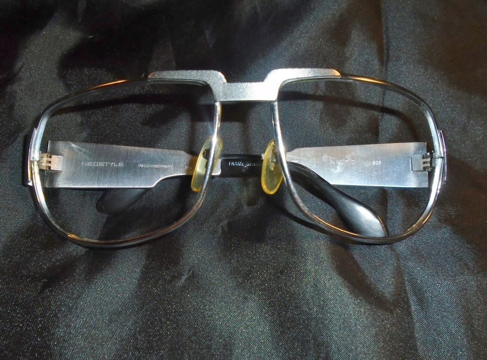 5aacbec8df7 Vtg Silver Nautic Neostyle Elvis Presley Stamp 130 828 Eyeglasses Sunglasses   NauticNeostyle