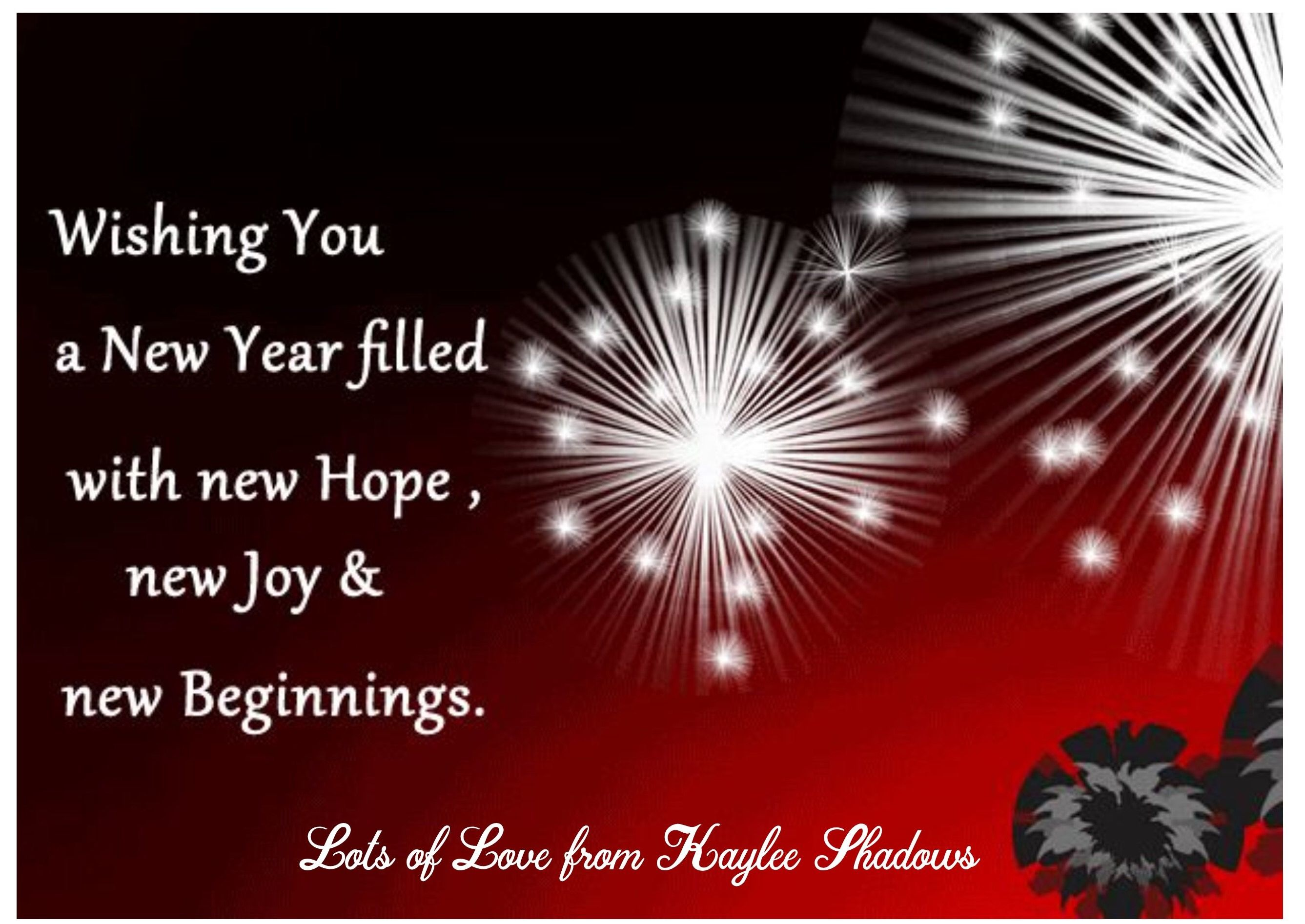 Pin by shining relationships with kaylee shadows on 2018 lets free greetings for happy new year 2017 sms messages quotes in hindi english kristyandbryce Images