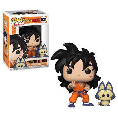 FUNKO POP Dragonball Goku /& Nimbus SOFT VINYL BOBBLEHEAD ACTION FIGURE NEW