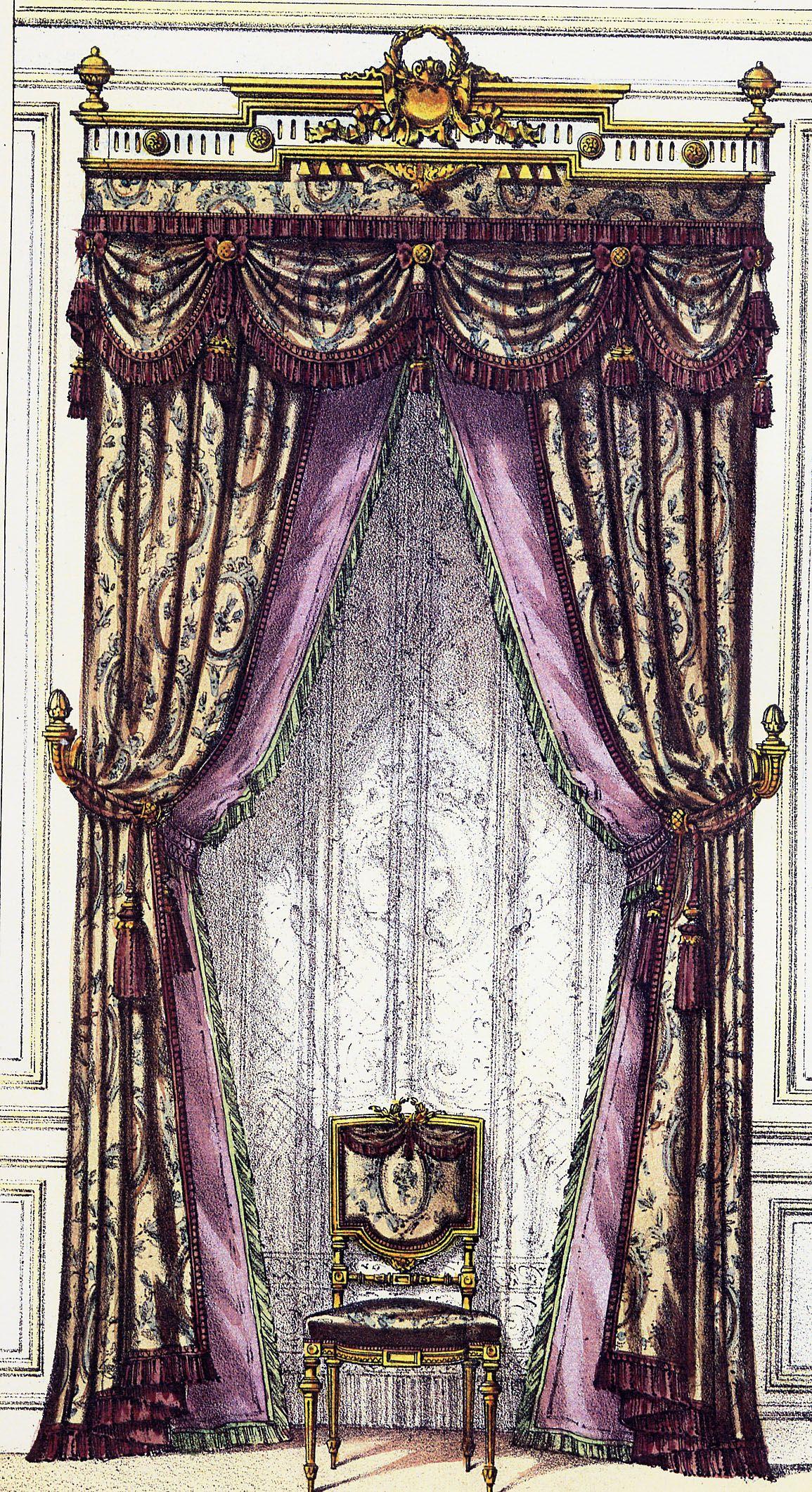 French curtains... Elham Zaid ... http://www.pinterest.com/elhamzaid/curtains/