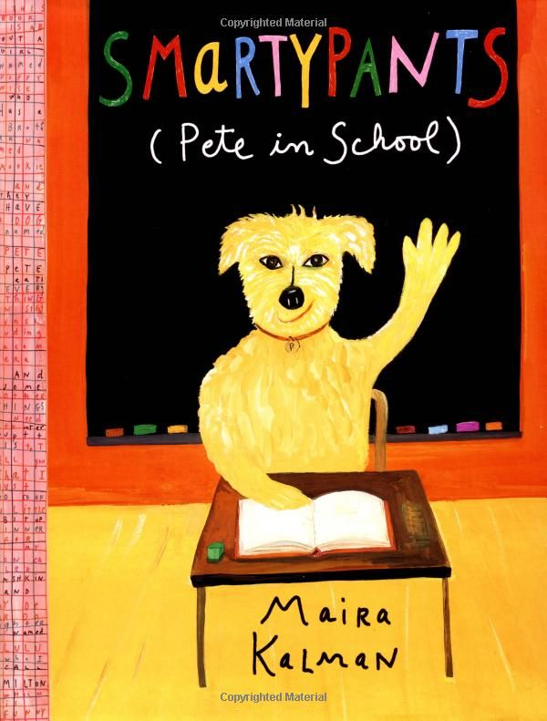 The Dogs Book - A Smarty-Pants Childrens Picture Book (A Smarty-Pants Series 11)