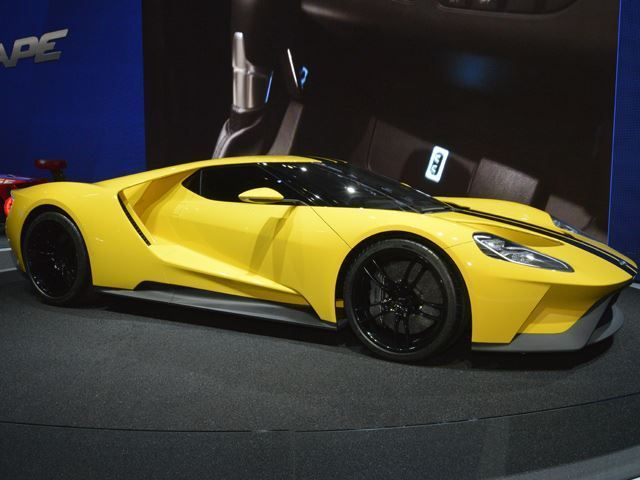 Can You Guess Which Supercar Was Named The Official Car Of Ces