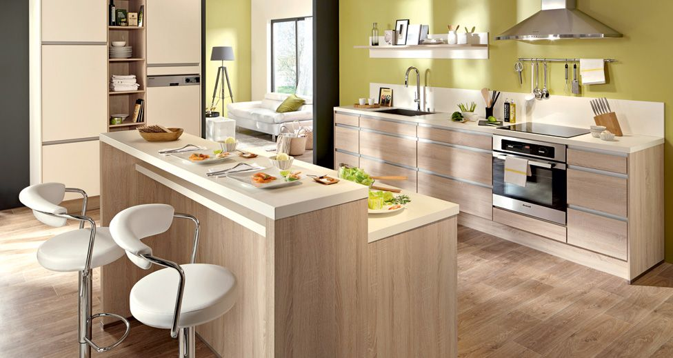 Les cuisines 2015 de chez Conforama Salsa and Kitchens