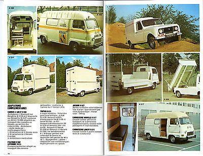 Renault Commercials 1979-80 4 Van