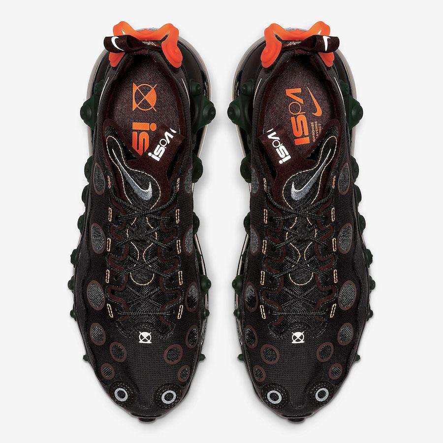 Nike Air Max 720 ISPA CD2182 100 CD2182 001 Release Date