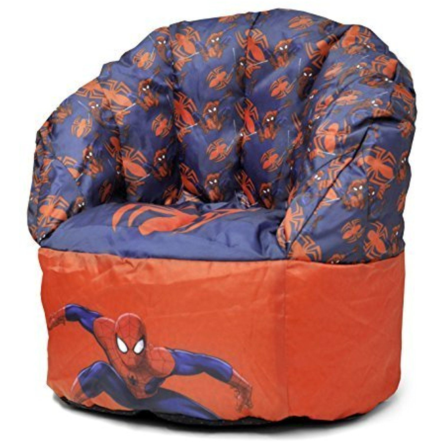 Marvel spiderman toddler bean bag chair you can get