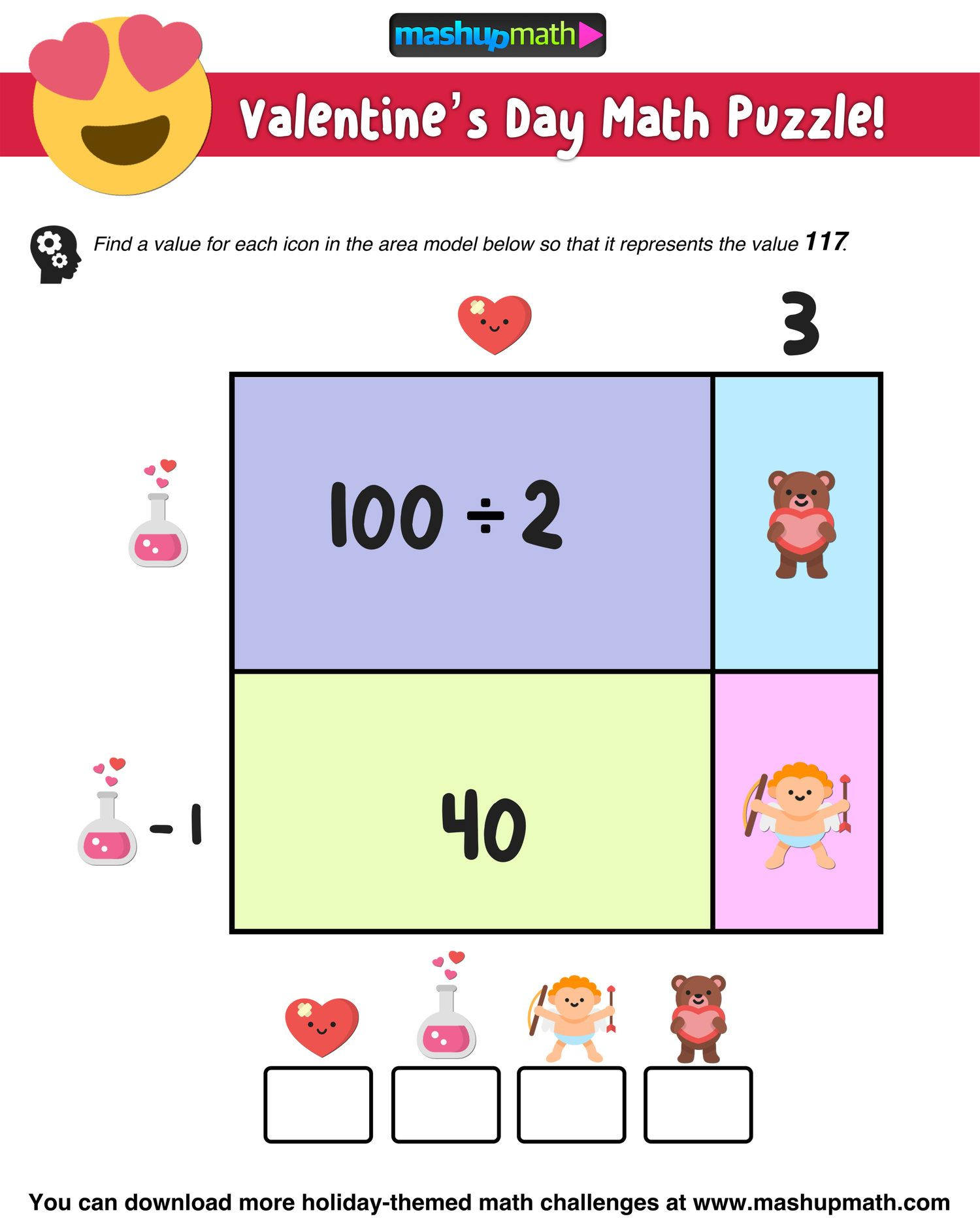Your Kids Will Love These Valentine S Day Math Activities