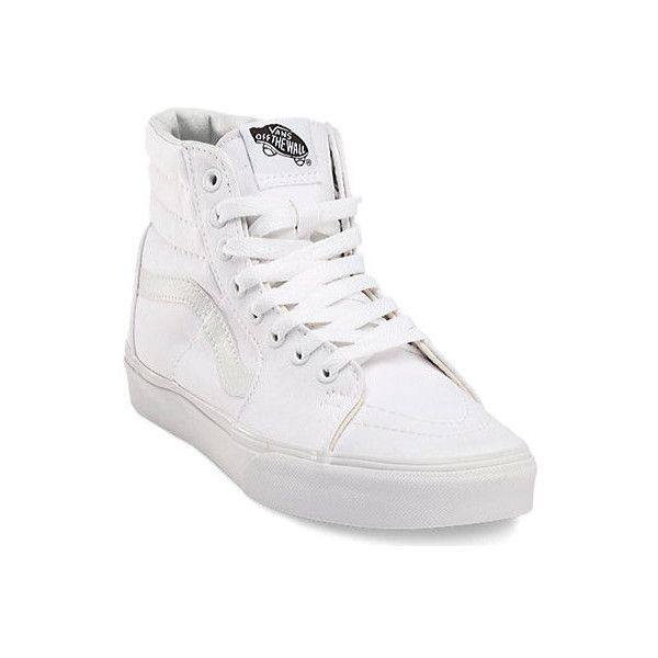 f59c21bfad0 Vans Sk8-Hi Top Sneaker ( 60) ❤ liked on Polyvore featuring shoes ...