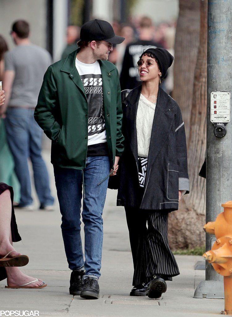 Rob Pattinson dating die