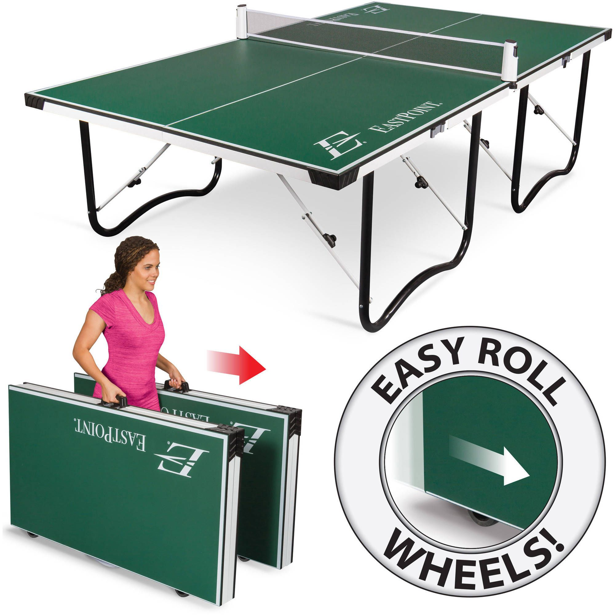 Franklin Sports Table Tennis To Go Walmart In Measurements 2000 X 2000 Portable Ping Pong Table Ping Pong Table Table Tennis