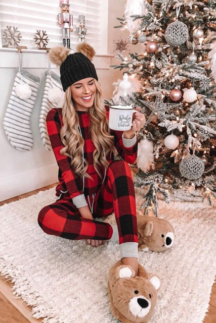 15 - COZY WINTER CHRISTMAS OUTFITS