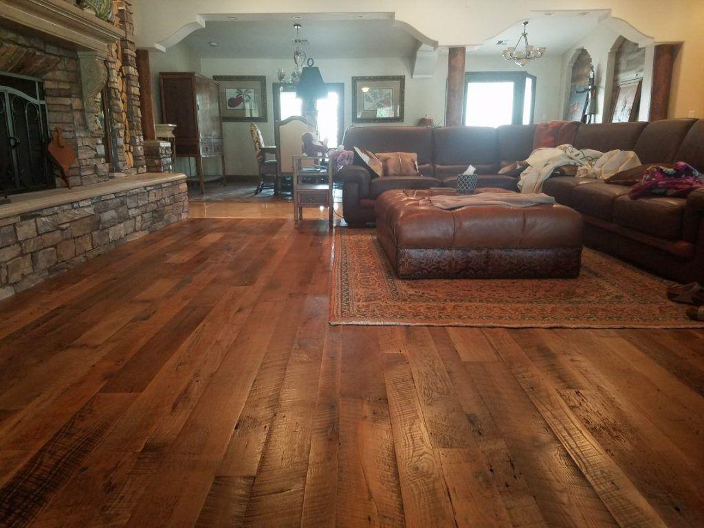 Image result for reclaimed hardwood floors | Reclaimed ...