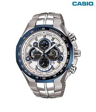 90a02ee49b9 Casio Edifice Blue Bezel Watch http   www.snapdeal.com product