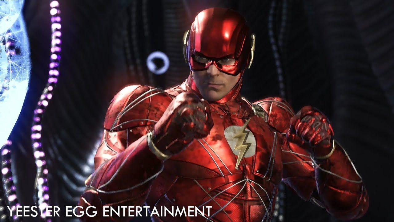 Injustice 2 The Flash Justice League Movie Gear Set Junior Justice L Justice League Injustice Injustice 2