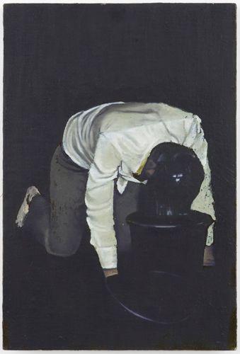 Christopher Hanlon 'The Performance', 2012.
