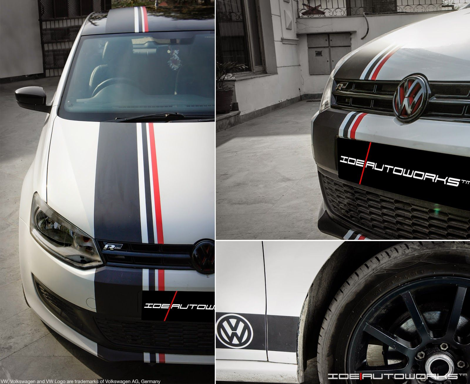Ide autoworks offers vehicle graphics full car wraps personalized design solutions for your
