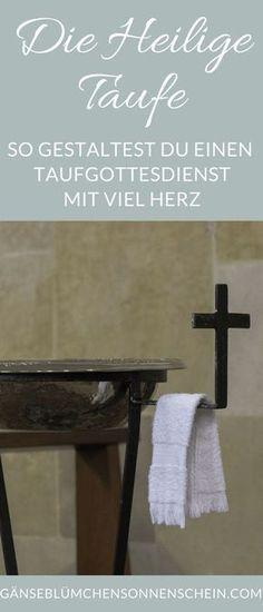Schöne Lesung Taufe