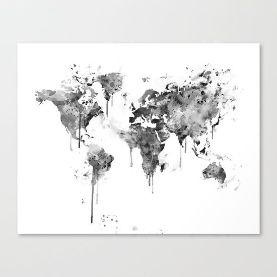 World map canvas print by monnprint abstract worldmap mapprint world map canvas print by monnprint abstract worldmap mapprint canvasprint gumiabroncs