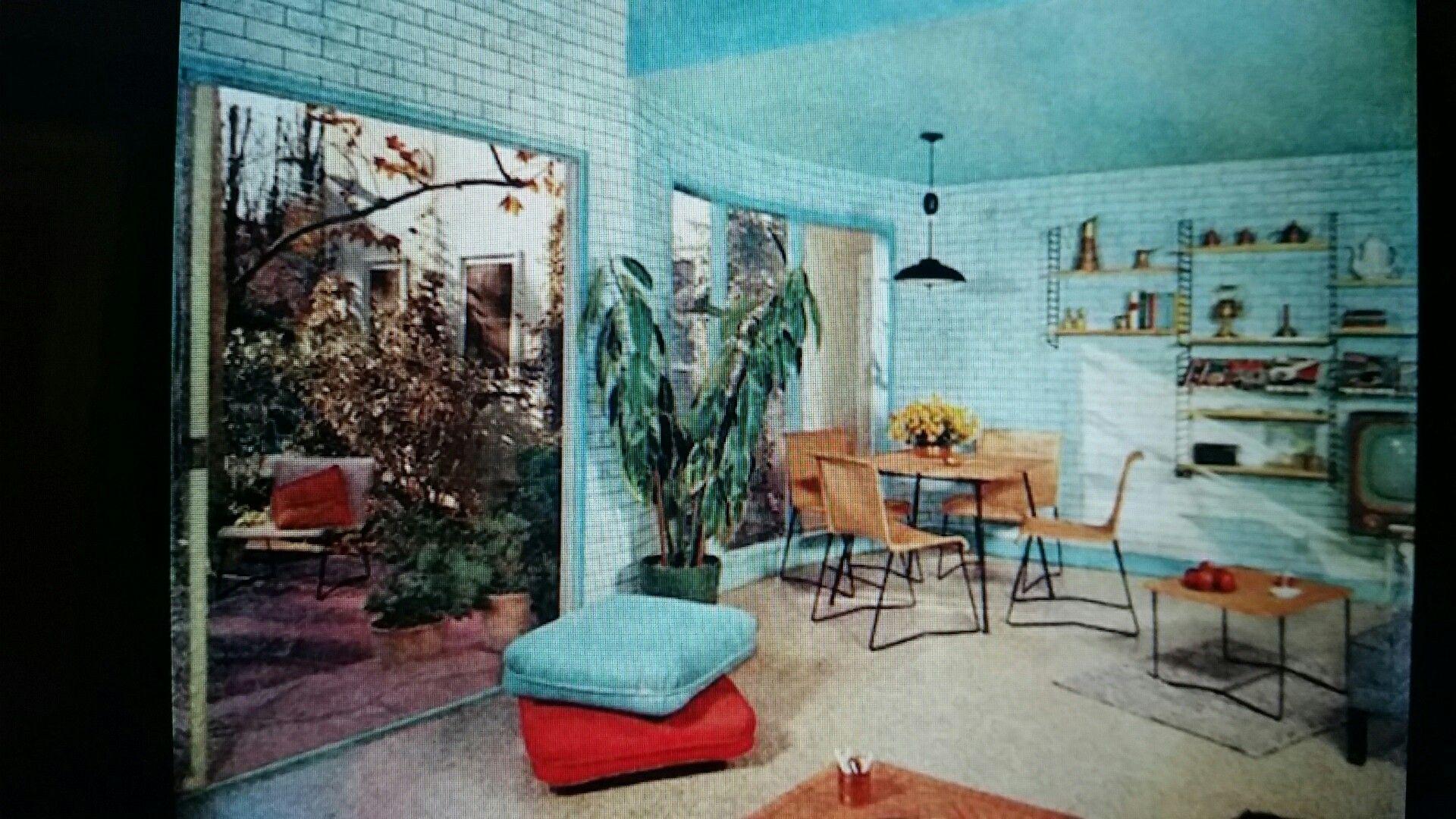 50 60s Simple 60s Interior Design Retro Interior Design Vintage Interior Design 60s style living room