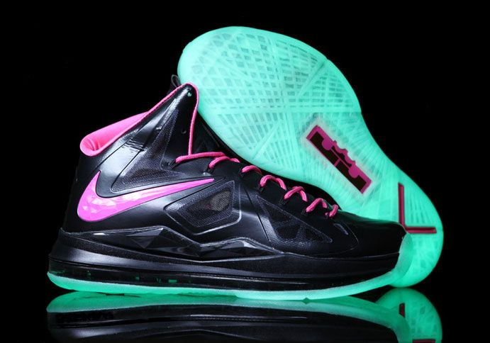Nike Lebron X (10) \